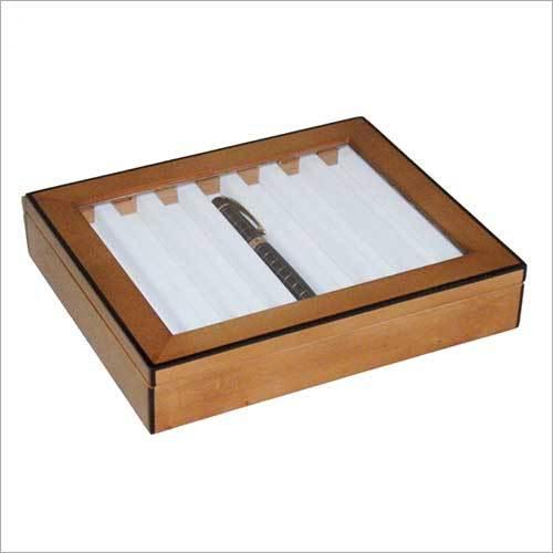 Wooden Pen Boxes