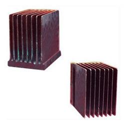 Aluminium Heatsink K4 type