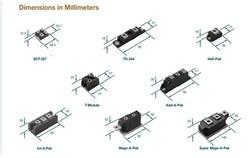 Scr-diode-module