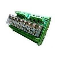 Double Changeover Relay Module- 8 Channel Module