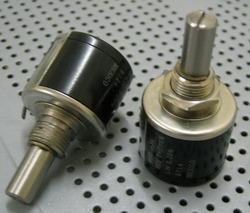 Vishay /Spectrol Potentiometer & Dial Knobs