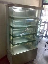 CAKE DISPLAY COOLER(42X24X72)