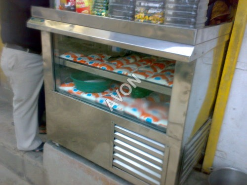Display Chiller for dairy products