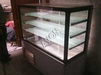 Pastry cooler cuboid (3+1) frost free