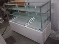 Pastry cooler cuboid(2+1) Frost free with corian