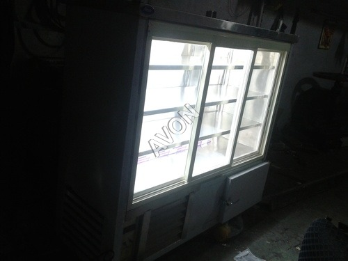 VISI COOLER 650L