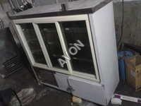 VISI COOLER STATIC TYPE  850L