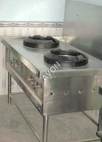 Two burner Chinese