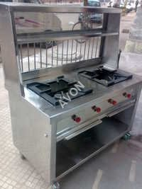 Two burner counter (48x24x32+20)