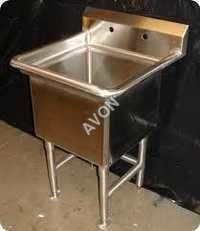 POT WASH SINK UNIT(30X30X34+6)