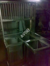 DISH WASHER WITH RACK (COMPACT TYPE)