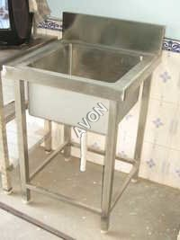 SINGLE SINK UNIT(24x24x34+6)