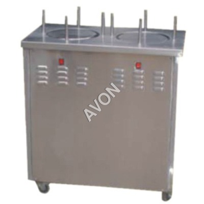 Plate Warmer Double type(30x15x34)