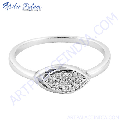 Ultimate Designing Sower Silver Ring