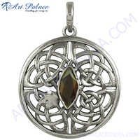 Celtic Round Silver Jewellery