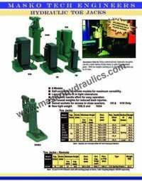 General Purpose Hydraulic Jacks