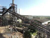 1400mm Wide Belt Conveyor System