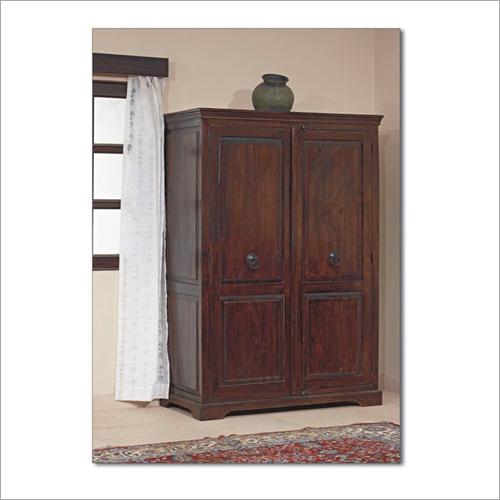 Wooden Dark Almirah