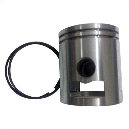 Motorcycle Pistons With Rings