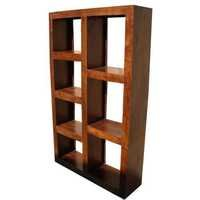 Wooden Display Almirah