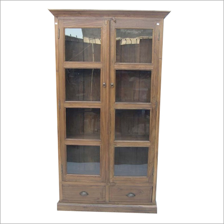 Wooden Partition Almirah