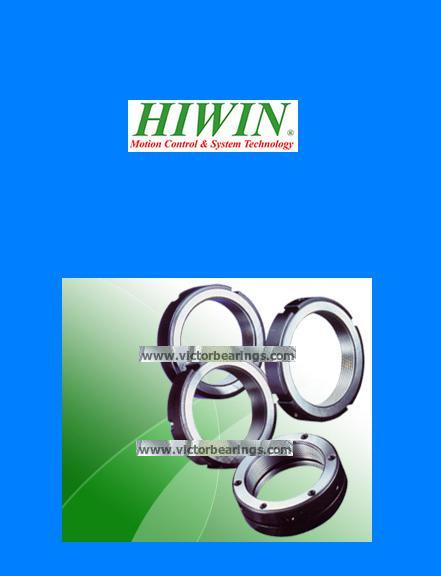 HIWIN Precision Lock Nut