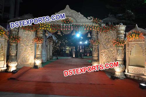 Wedding Royal Welcome Gate