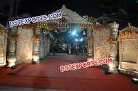 Wedding Royal Welcome Gate