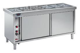 Bain Marie with Oven