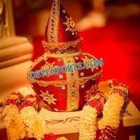 WEDDING DECORATIVE POT