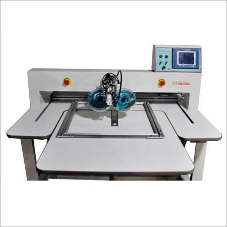 Automatic Stone Fixing Machine