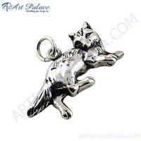 Creative Wolf Silver Pandnat