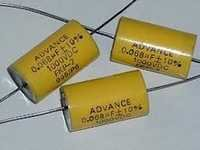 Axial Electrolytic Capacitors