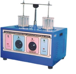 DISINTEGRATION TESTING MACHINE
