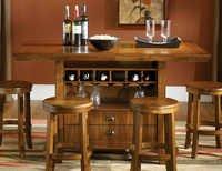 Table Bar Cabinet