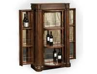 Wine Rack Bar Cabinet