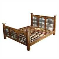 Jali Simple Bed