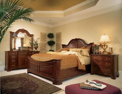 Luxury Bedroom Bed
