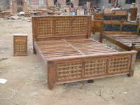 Jali Single Bed