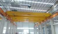 Heavy Duty Double Girder EOT Crane