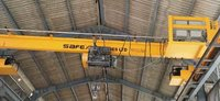 Flame Proof Single Girder EOT Crane