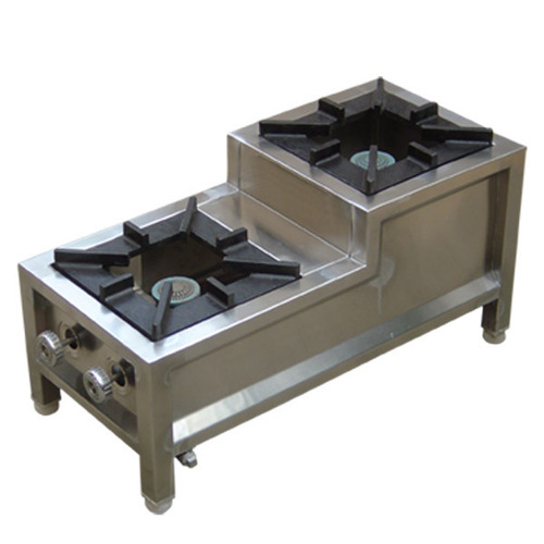 Double Burner Range Table Top