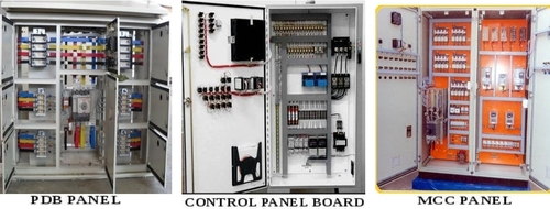 Control Panel Boards/PDB Panels/MCC Panels