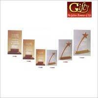 Acrylic Fusion Award Printing