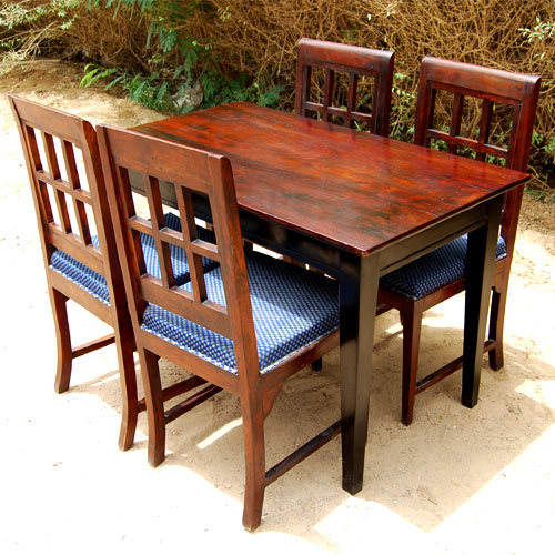 Light Dining Table