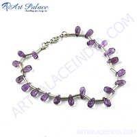 Sterling Steel Silver Bracelete