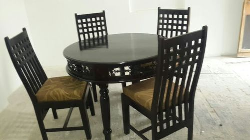 Round Coffee Dining Table