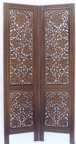 Furniture partition screen