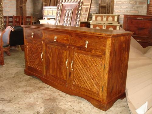 Jali Draw Sideboard Cabinet