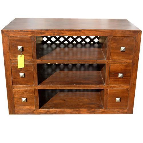 Open sideboard cabinet